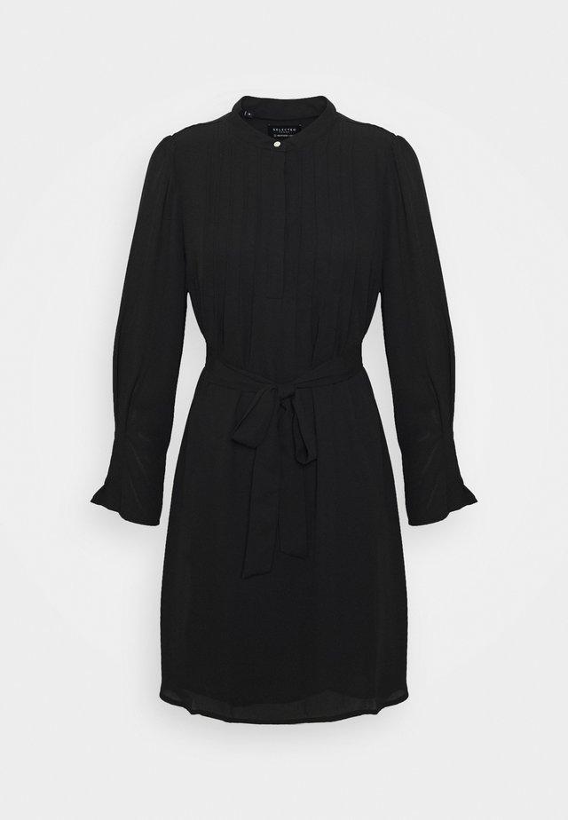 SLFLIVIA DRESS - Day dress - black