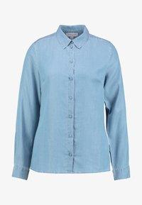 Selected Femme Petite - SLFMATTIE - Camisa - light blue - 4