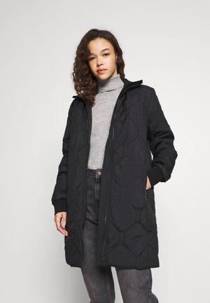 SLFOLTANA JACKET - Zimní kabát - black