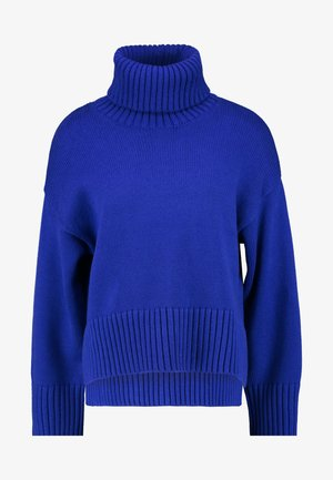SLFASHA ROLLNECK - Jersey de punto - clematis blue