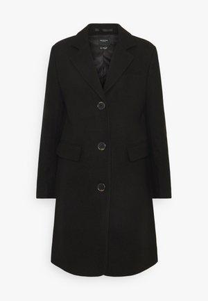 SLFELINA COAT - Abrigo - black
