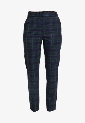 SLFTALE STRAIGHT PANT - Pantalones - night sky/comb