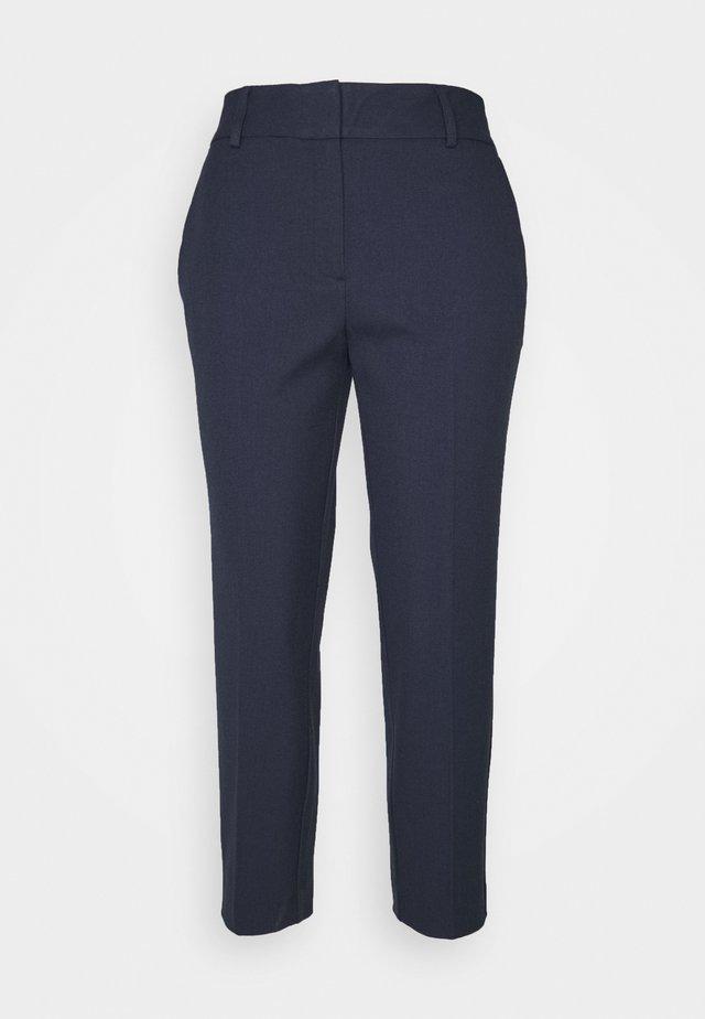 SLFRIA CROPPED PANT - Trousers - dark sapphire