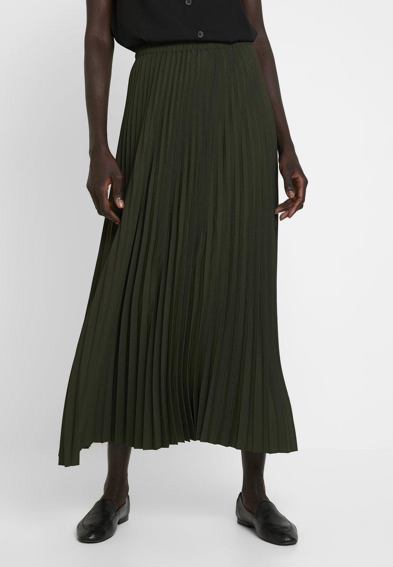Selected Femme Tall - SLFALEXIS SKIRT - A-line skirt - rosin