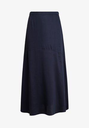 SLFPAIGE ANKLE SKIRT - Maxi skirt - night sky