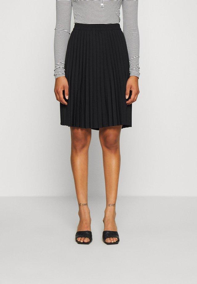 ALEXIS SHORT SKIRT - Mini skirts  - black