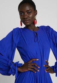 Selected Femme Tall - WILLOW DRESS - Długa sukienka - clematis blue - 4
