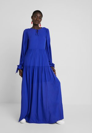 WILLOW DRESS - Maxi dress - clematis blue