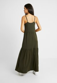 Selected Femme Tall - SLFAIA STRAP DRESS - Jerseykjoler - rosin - 2