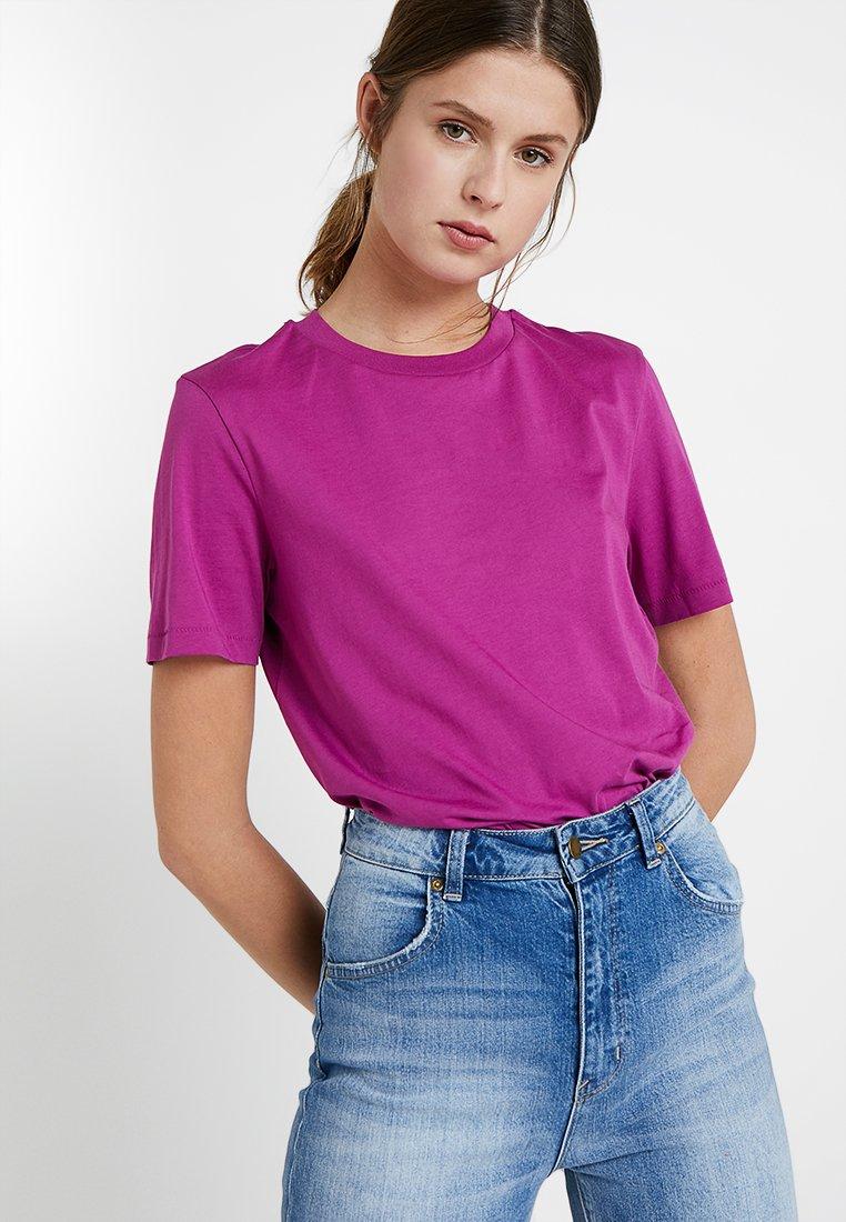 Selected Femme Tall - SLFMY  - T-shirt - bas - purple