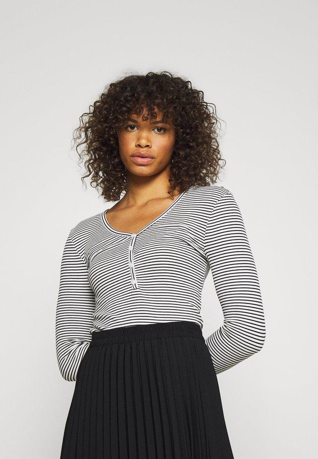 SLFNANNA - Long sleeved top - bright white