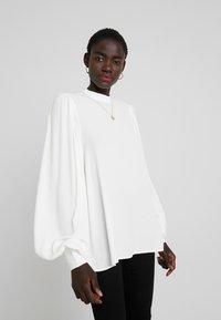 Selected Femme Tall - SLFTARA - Blouse - snow white - 0