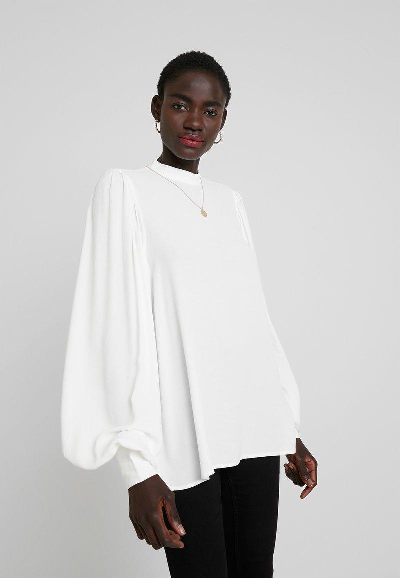 Selected Femme Tall - SLFTARA - Blouse - snow white