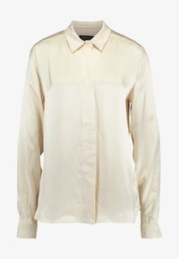 Selected Femme Tall - SLFAUDREY ODETTE - Camicia - sandshell - 4