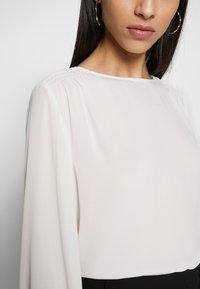 Selected Femme Tall - SLFASHA TALL - Bluser - snow white - 4