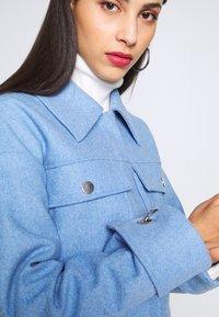 Selected Femme Tall - SLFBETTY JACKET - Tunn jacka - della robbia blue/melange - 4