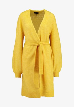 SLFANNA CARDIGAN - Gilet - lemon curry