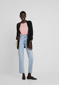 Selected Femme Tall - SLFKATE - Jeans Straight Leg - medium blue denim - 1