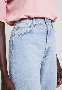 Selected Femme Tall - SLFKATE - Jeans Straight Leg - medium blue denim - 3