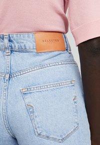 Selected Femme Tall - SLFKATE - Jeans Straight Leg - medium blue denim - 5
