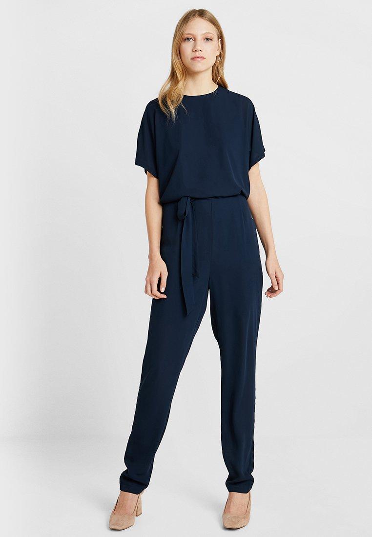 Selected Femme Tall - SLFLIVIA  - Jumpsuit - dark sapphire