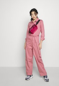 Selected Femme Tall - SLFLARA  - Overall / Jumpsuit /Buksedragter - heather rose - 1
