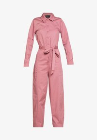 Selected Femme Tall - SLFLARA  - Overall / Jumpsuit /Buksedragter - heather rose - 4