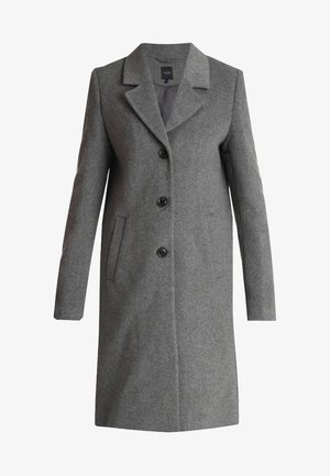 SLFSASJA COAT - Classic coat - medium grey melange