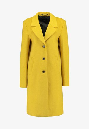 SLFSASJA COAT - Classic coat - lemon curry