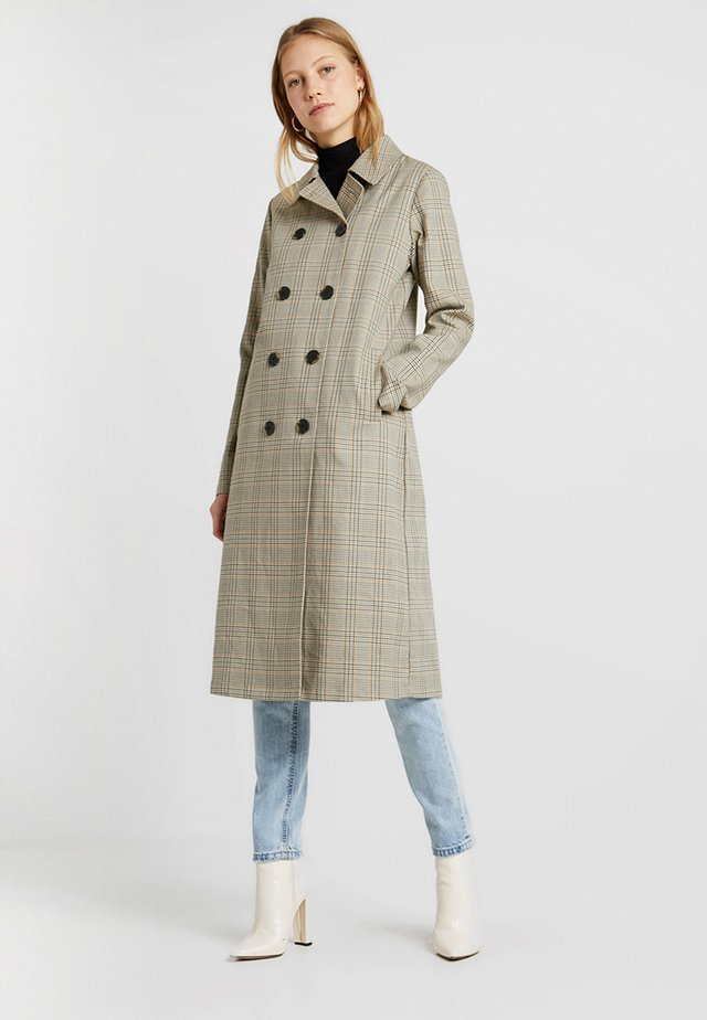 SLFLYDIA COAT - Trenchcoat - birch