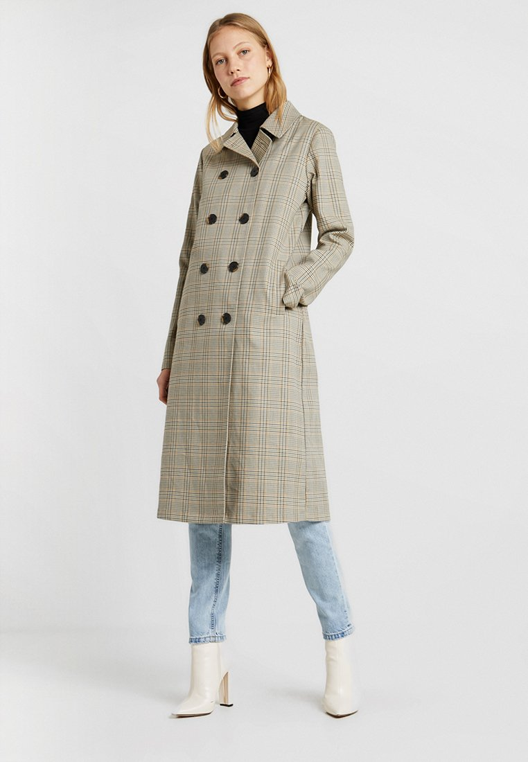 Selected Femme Tall - SLFLYDIA COAT - Trench - birch