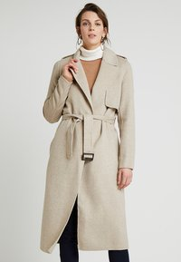 Selected Femme Tall - SLFTANA COAT - Manteau classique - birch - 0