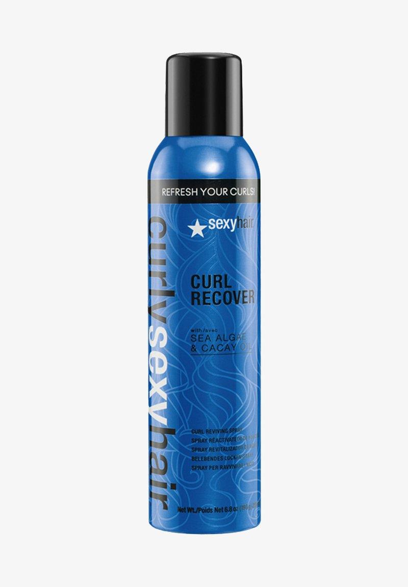 sexyhair - CURL REVIVING SPRAY CURLY CURL RECOVER CURL REVIVING SPRAY - Hair styling - -