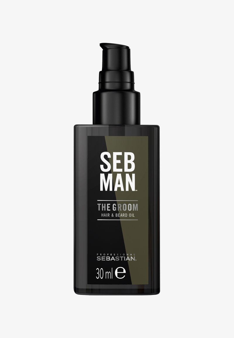 SEB MAN - THE GROOM OIL 30ML - Haarverzorging - -