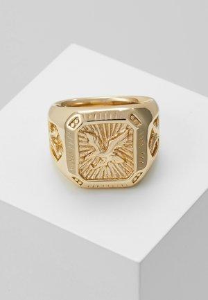 EAGLE - Ring - gold-coloured