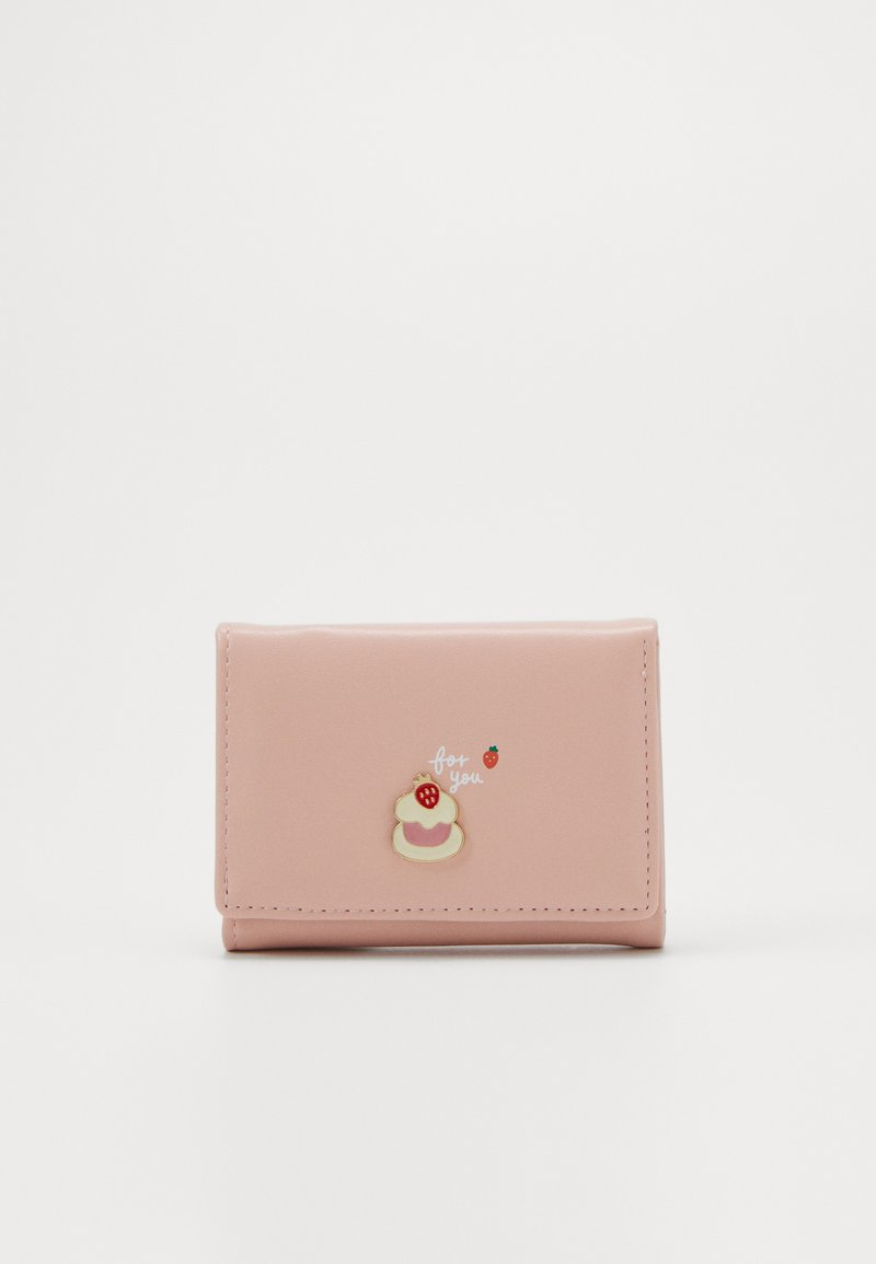 Seidenfelt - SVEA - Wallet - powder pink