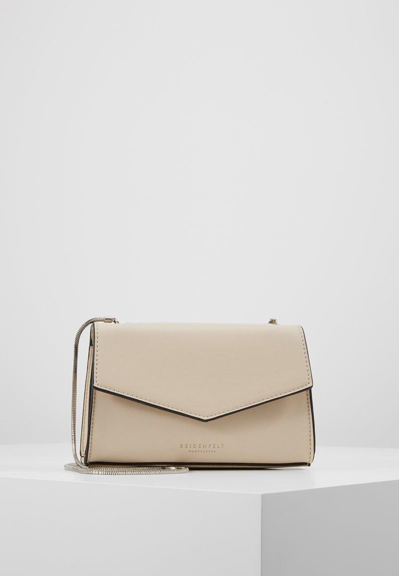 Seidenfelt - RISOR - Across body bag - off white