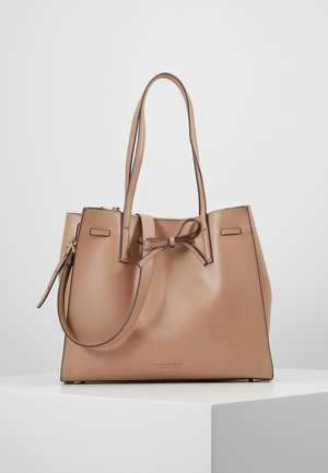 TONDER - Tote bag - almond
