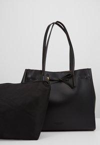 Seidenfelt - TONDER - Shopping bag - black - 6