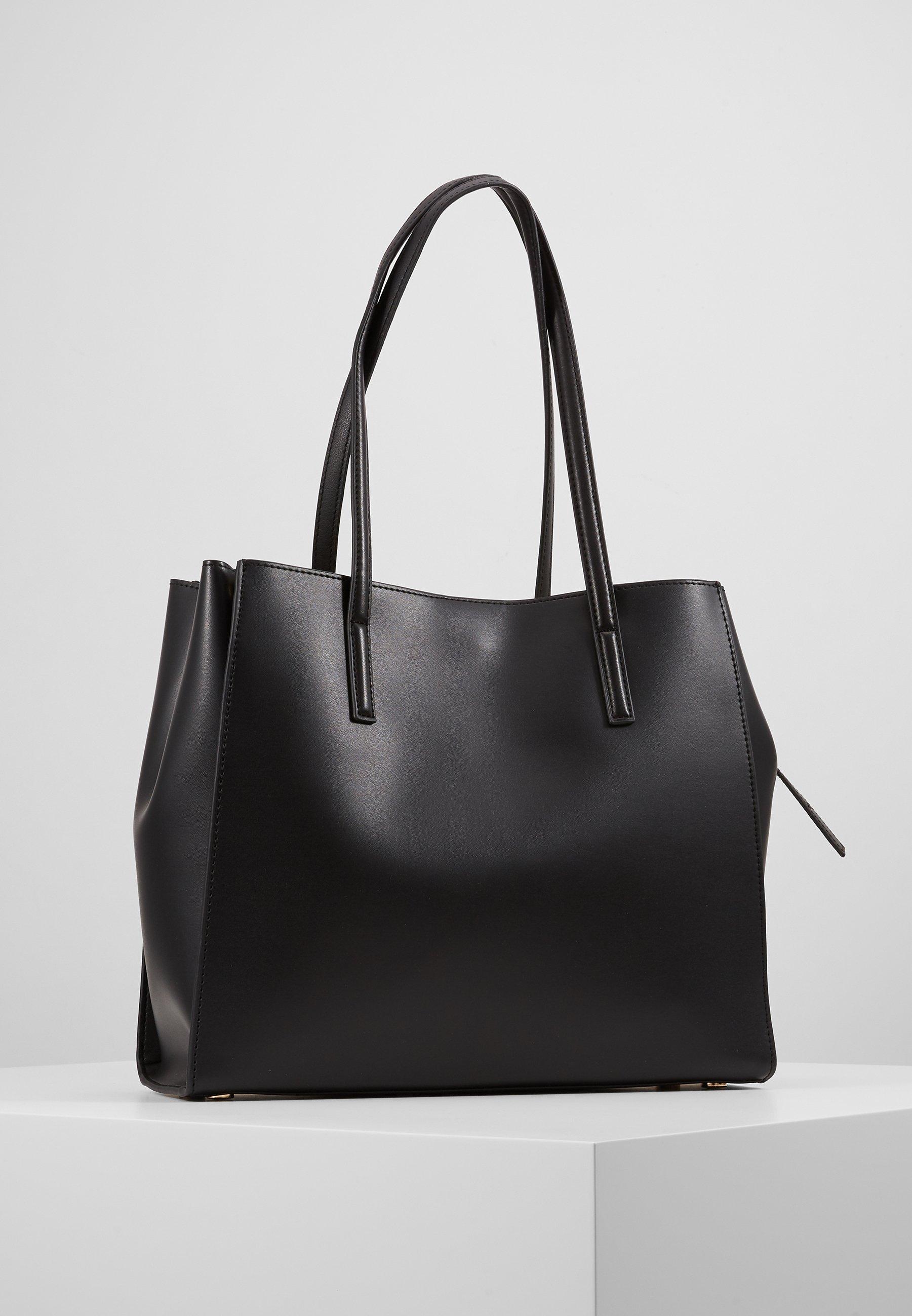 Seidenfelt Tonder - Shoppingveske Black