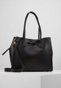 Seidenfelt - TONDER - Shopping bag - black - 0