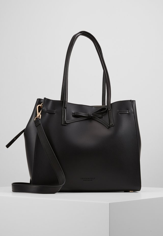 TONDER - Tote bag - black