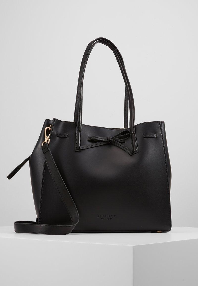 Seidenfelt - TONDER - Shopping bag - black