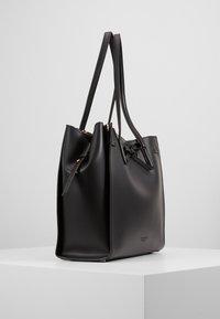 Seidenfelt - TONDER - Shopping bag - black - 4