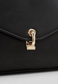 Seidenfelt - KISA - Across body bag - black - 2