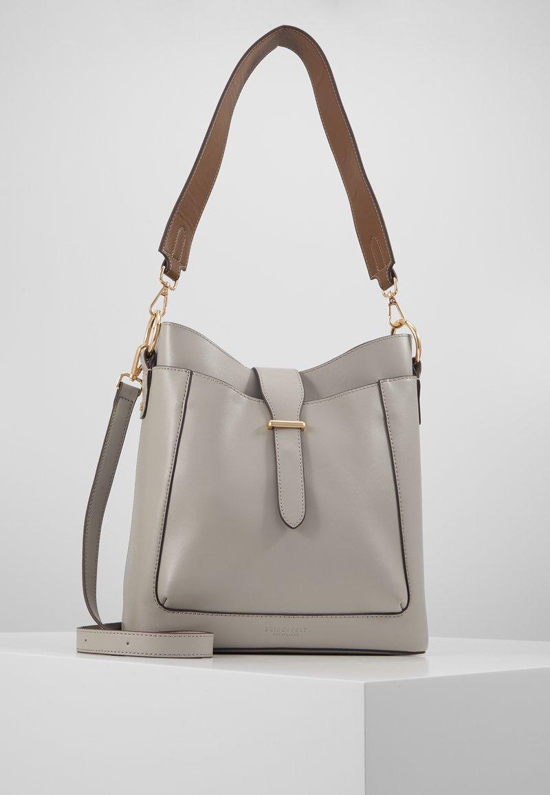 Seidenfelt - ARENDAL - Handbag - midgrey