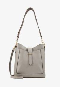 Seidenfelt - ARENDAL - Handbag - midgrey - 1