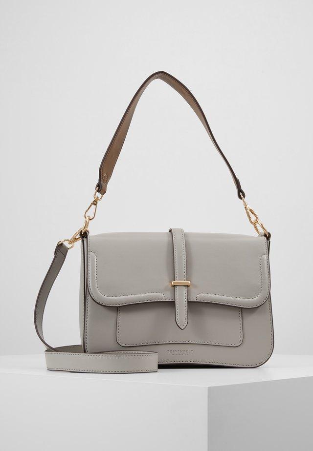 BERGEN - Handbag - midgrey