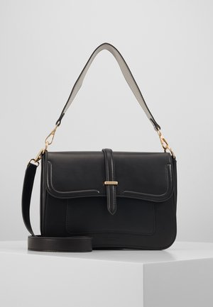 BERGEN - Handbag - black