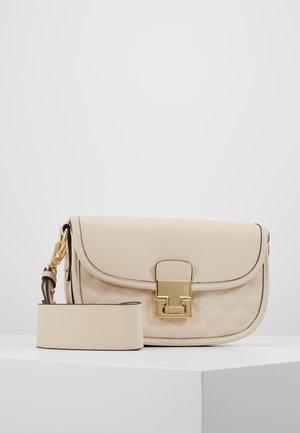 MOLDE - Across body bag - beige